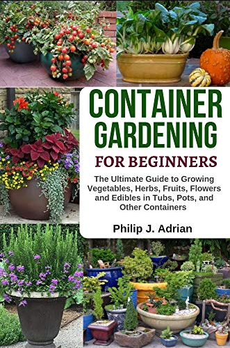 best soil for container gardens